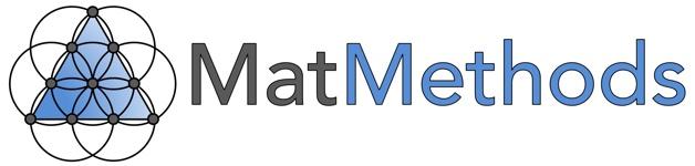 MatMethods (Materials Science Workflows) — MatMethods 0 3 documentation