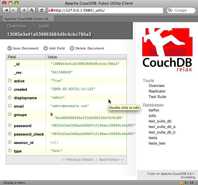 futon view of the user entity in the identity model   shabti auth couchdb  u2013 identity on couchdb  u2014 shabti v0 4 3      rh   pythonhosted org