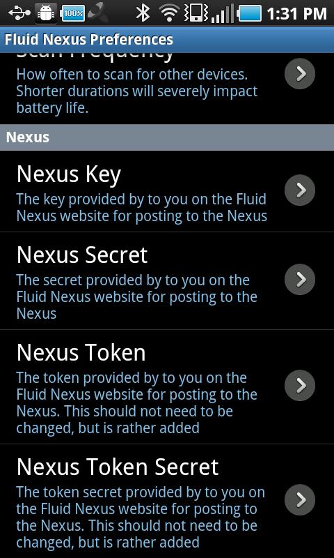 Nexus Token