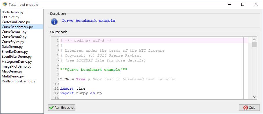 Examples — python-qwt 0 2 1 documentation