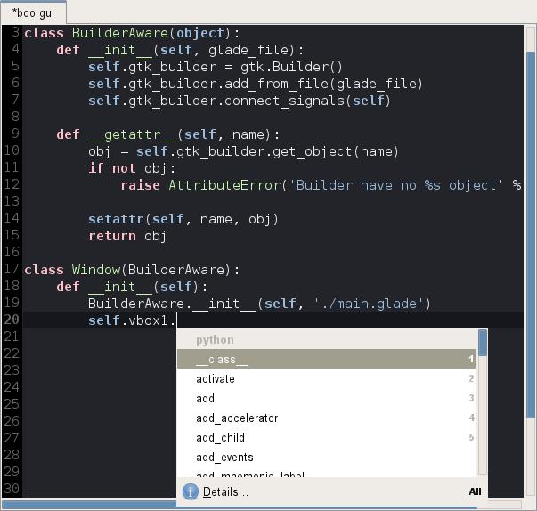 Python plugin — Snaked v0 4 6 documentation