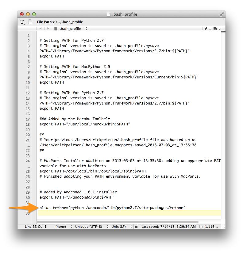 Installation — tethne 0 4 2-alpha documentation