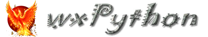 Welcome to the wxPython Phoenix Project — wxPython Phoenix